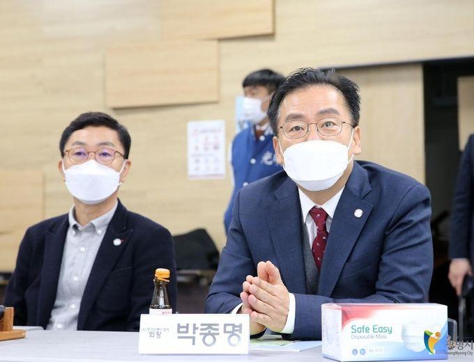(사)경기언론인협회 박종명 회장